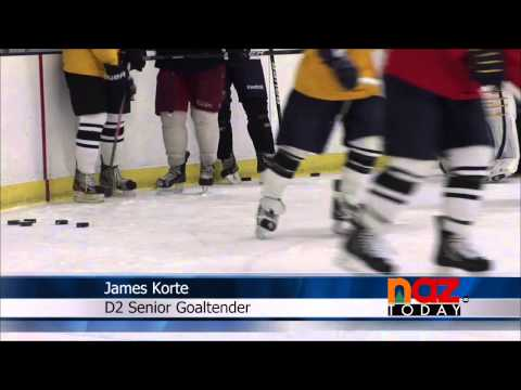 Exclusive with James Korte of NAU IceJacks