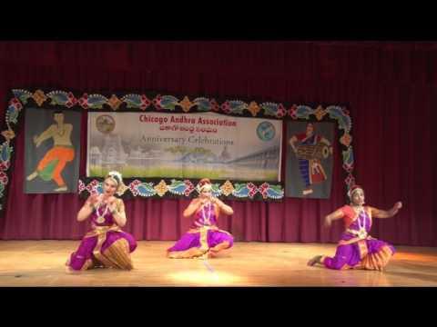 """CAA - First Anniversary  - Mar 18th 2017 - Item-31  - """"Srungara Lahari"""""""