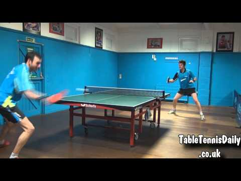 Andro Rasant Powergrip Table Tennis Rubber
