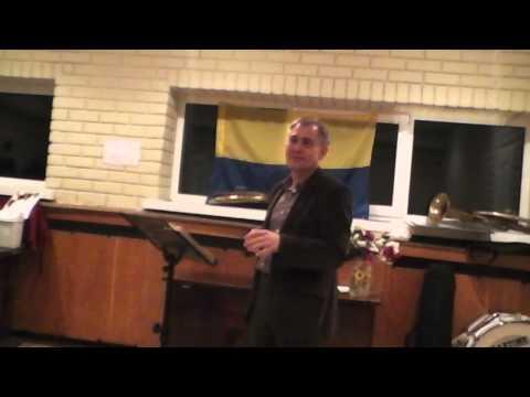 Ищи лица Божьего, поклоняйся в духе и истине...проповедует Пастор Валерий Алымов (Киев)