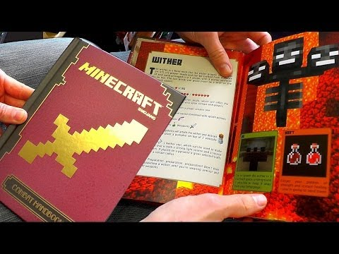 minecraft combat handbook amazon