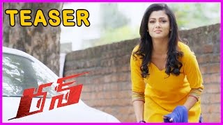 Run Movie Latest Teaser - Sandeep kishan & Anisa Ambrose