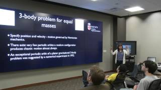 Jill Pipher: Mathematical Experiments in the Digital Age