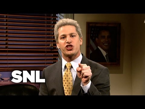 An Even-Tempered Apology from Rahm Emanuel - Saturday Night Live