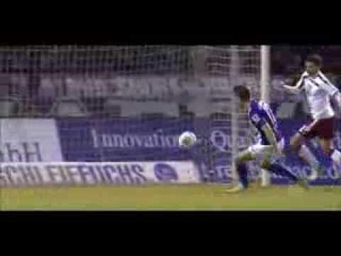 Erzgebirge Aue 1 - 0 Kaiserslautern