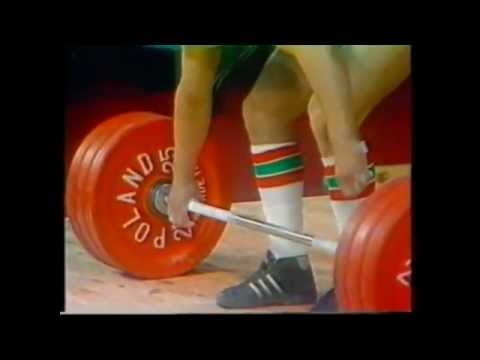 Olympic Weightlifting - Heroes