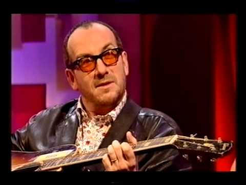 Jonathan Ross: Elvis Costello: Alison
