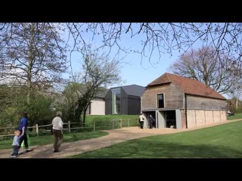 Ditchling Museum of Art + Craft: Museum of the Year 2014 finalist