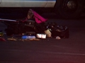 Raw: Truck Hits Stroller, Kills Toddler in NYC