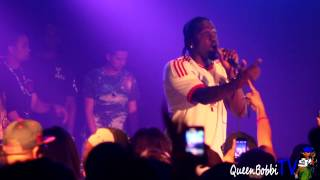 Pusha T Performs Millions & Blocka Live In Houston