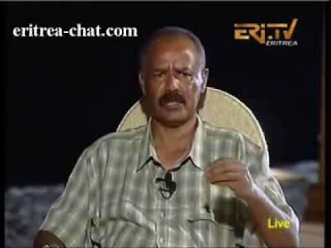Eritrean President on Eritrean Refugee Crisis (February 2014)