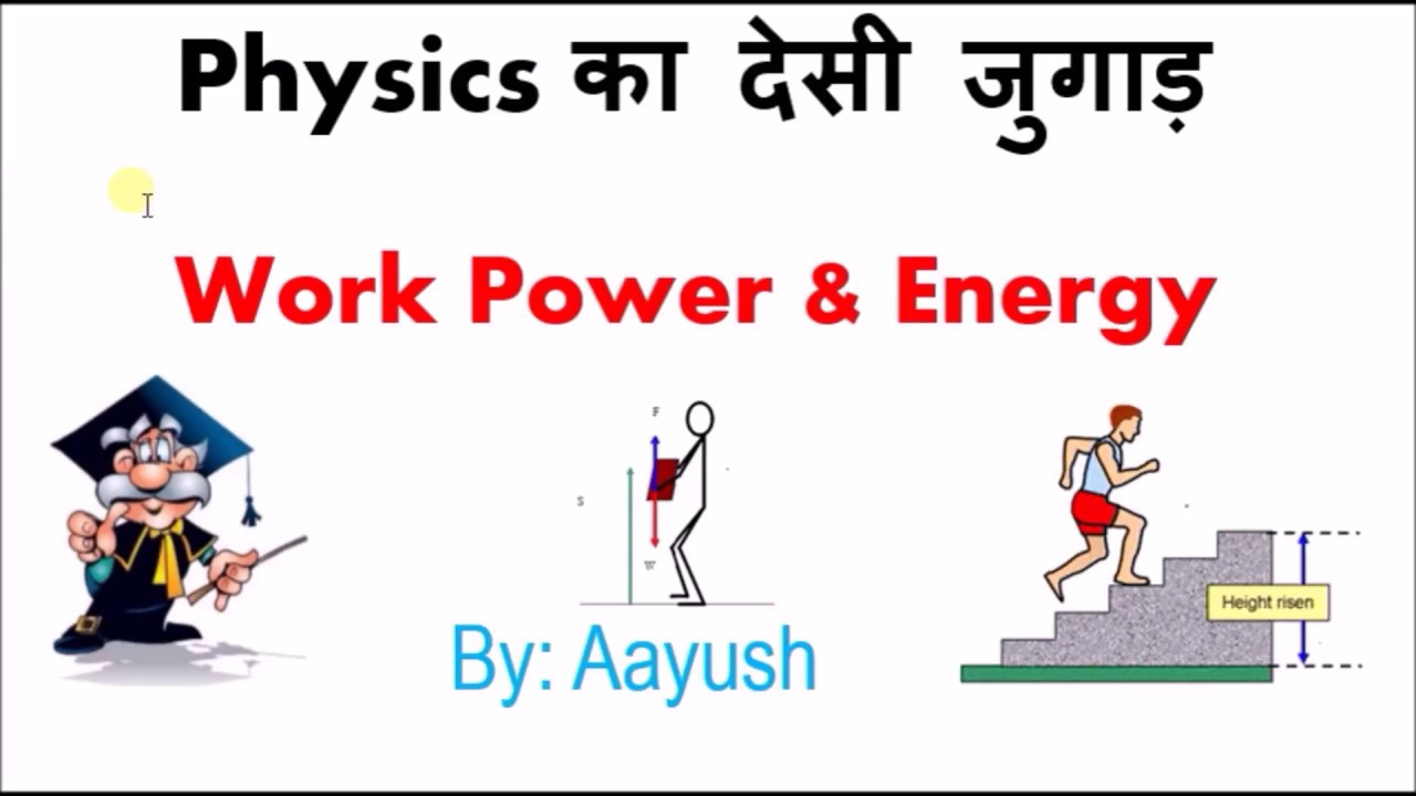 work energy Energy is stored work it has the same units as work, the joule (j) spring energy: work has been done on a spring to compress or stretch it the spring has the ability to push or pull on another object.