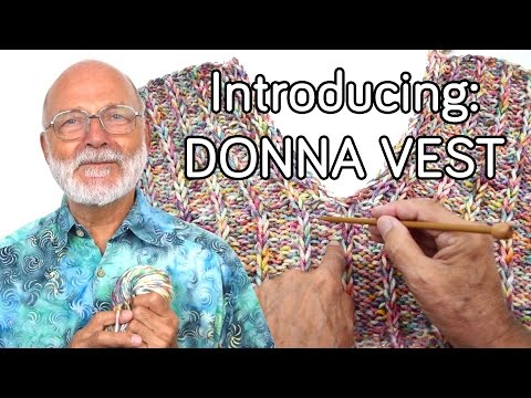 Introducing the Donna Vest