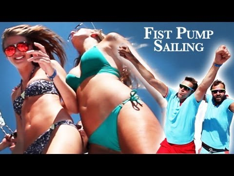 Fist Pump Sailing (The Real World) on The Yacht Week