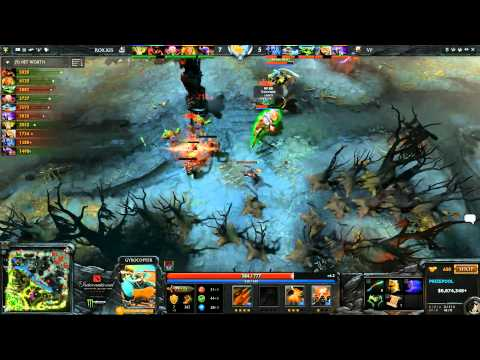 RoX.kis vs Virtus.Pro (TI4 Qualifiers - Europe Groups)