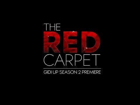 Red Carpet - Gidi Up Season 2 Premiere