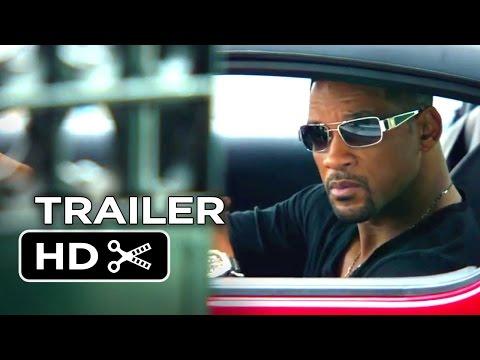 Focus Official Trailer #1 (2015) - Will Smith, Margot Robbie Movie HD