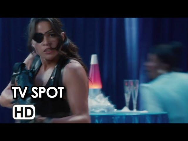 Machete Kills TV SPOT - Michelle Rodriguez (2013) - Jessica Alba Movie HD