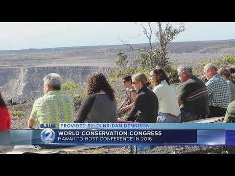 Hawaii to host World Conservation Congress in 2016