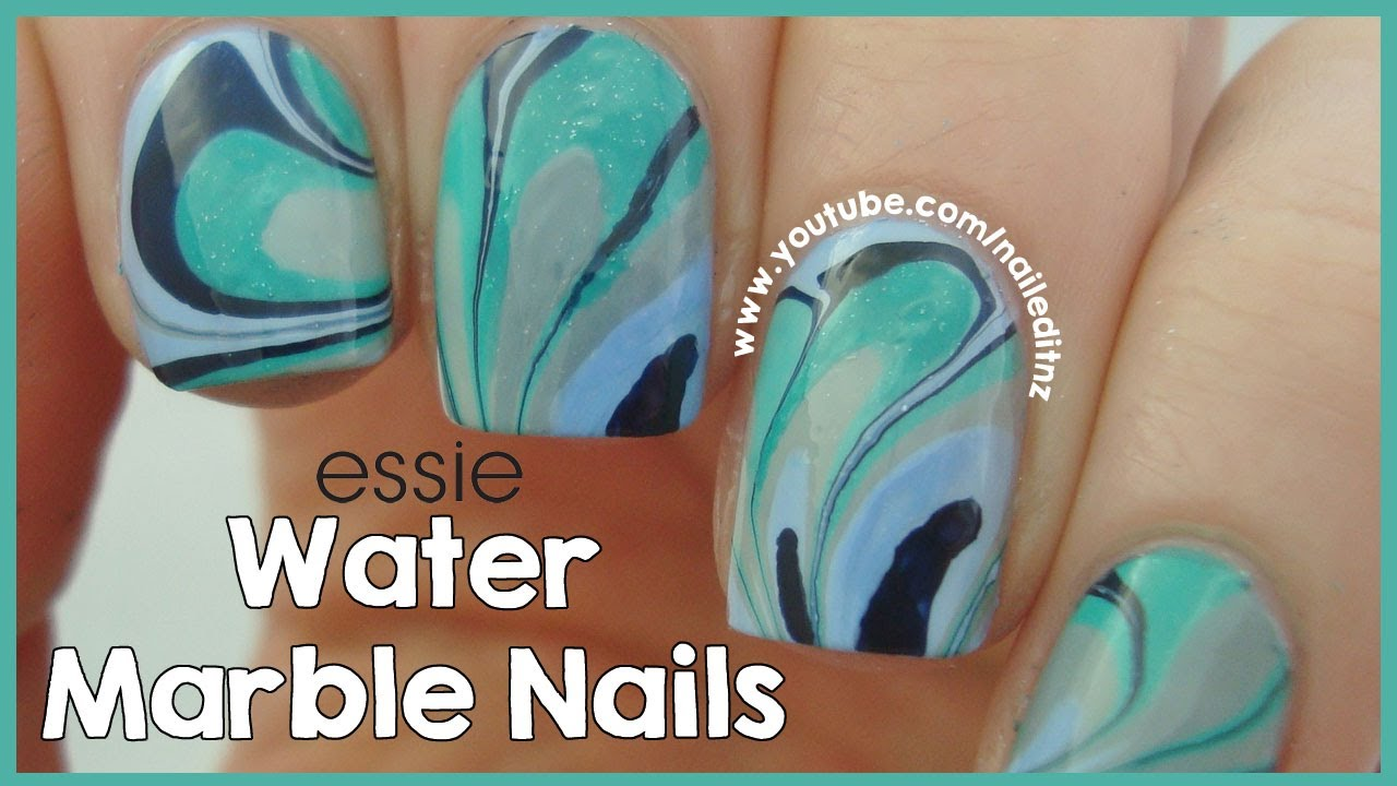 Water Marble Nail Art Tips And Tricks The Best Inspiration For