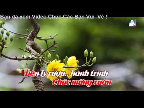 Karaoke Tâm Sự Ngày Xuân Tâm Đoan  [ Beat Chuẩn ]