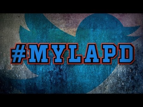 Epic Twitter Win! #myNYPD Hashtag Spreads To #myLAPD
