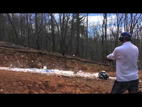 Joe shoots a 460XVR