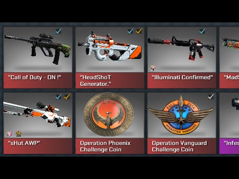 CS:GO - xSlayder - Inventory Items Showcase - $2,000 !