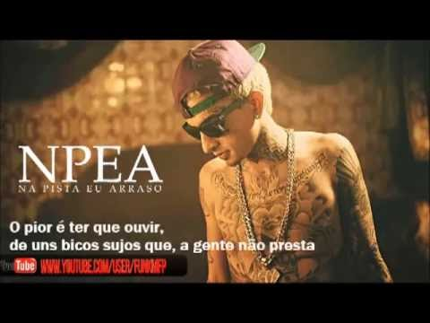 Mc Guime -  Na Pista Eu Arraso ( Video Com Legenda )