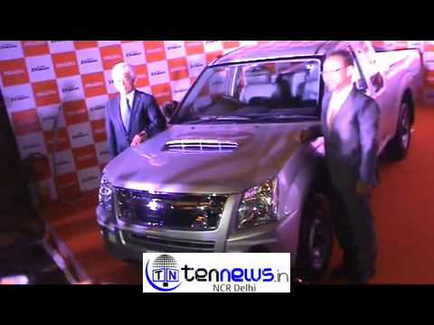 Isuzu Motors India Private Limited has launched Isuzu's Global Range of Pick-up Trucks