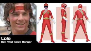 Power Rangers Generations 1993-2009