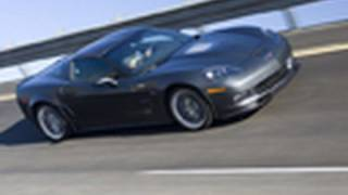 ZR1 Goes 200+ MPH! 2009 Corvette ZR1 Top Speed Run