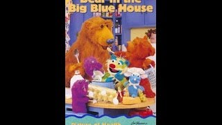 Opening To Bear In The Big Blue House:Picture Of Health