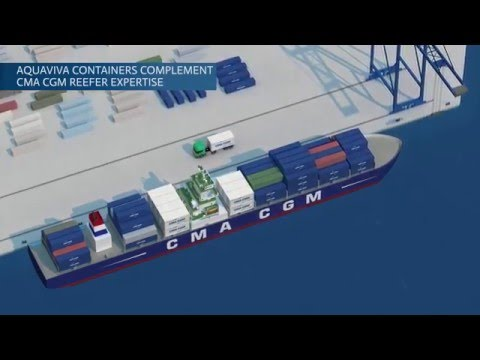 Global innovation: AQUAVIVA, a new generation of containers