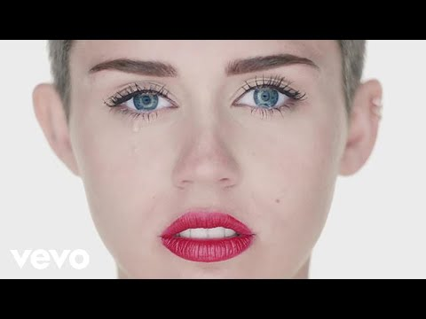 Miley Cyrus - Wrecking Ball, Miley Cyrus VEVO Wrecking Ball video