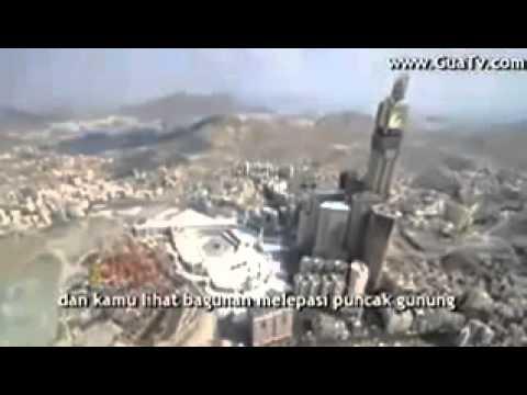 Tanda-tanda kiamat di kota Mekah telah muncul berdasarkan hadis Nabi