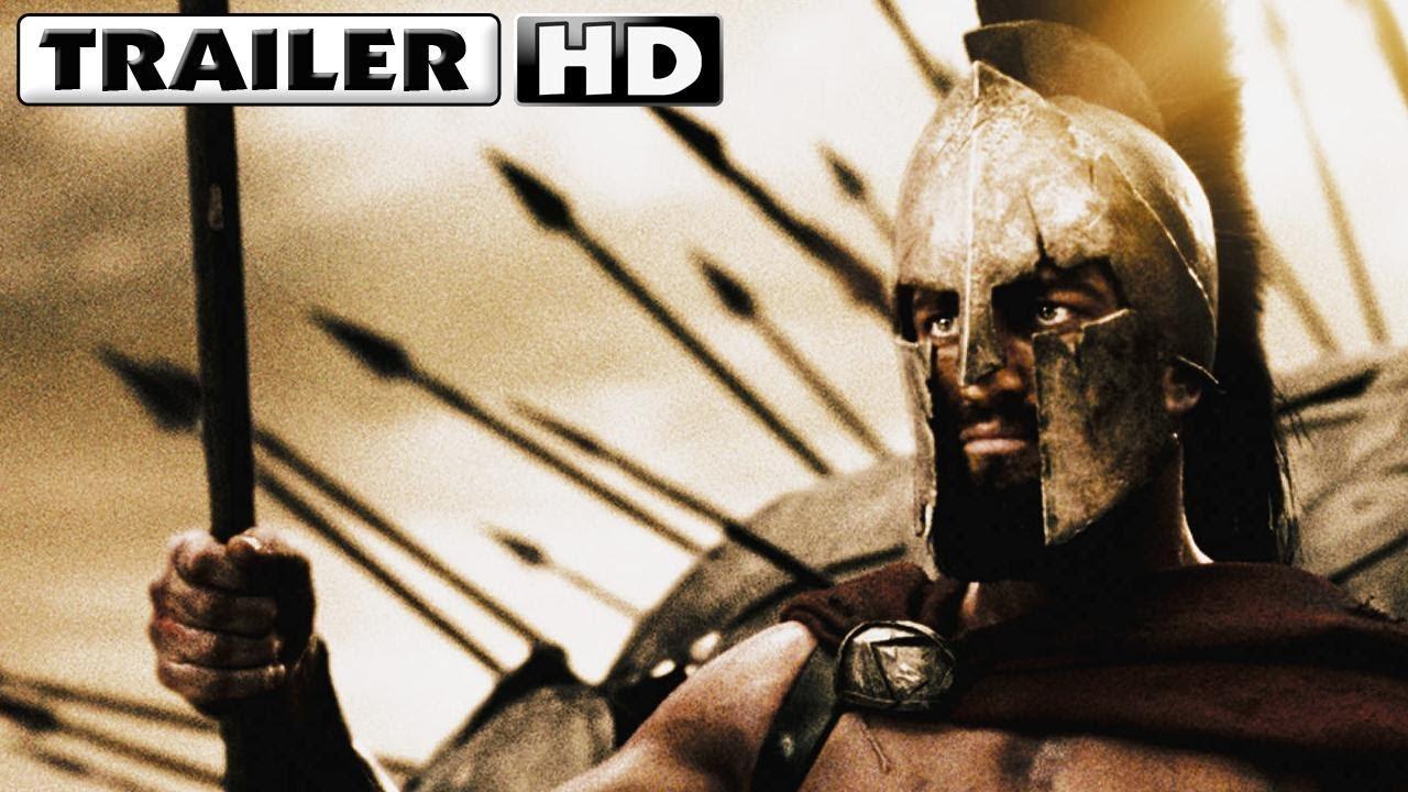 300 trailer pelicula: