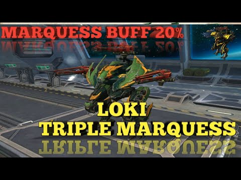 war robots - Loki Marquess | Loki troll game FUNNY FRIDAY | war robots việt nam  #warrobotsvietnam
