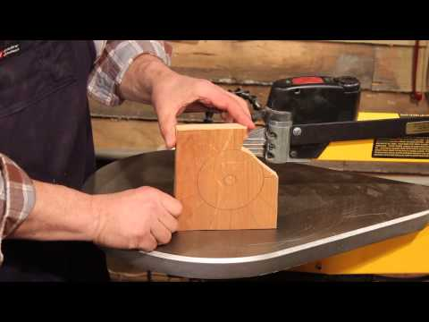 The Homemade Drum Sander Part 2 -Woodworking with Stumpy Nubs 33