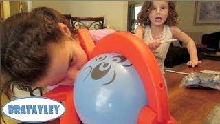 The Battle of the Balloons! (WK 162.3) | Bratayley