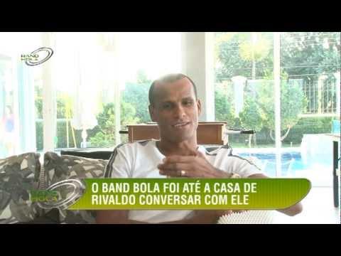 Entrevista com Rivaldo