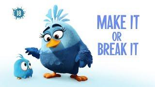 Angry Birds Blues - 18 - Dokáž to alebo to zlom