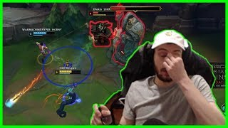 Bjergsen's Biggest Fail In His Life - Best of LoL Streams #476