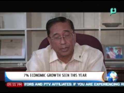 NewsLife: 7% economic growth seen this year || Dec. 23, 2013