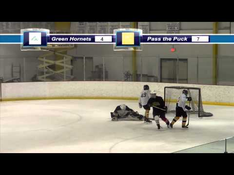 2014 Quest Hockey 4 on 4 Summer League Week 7 Jagr Highlights
