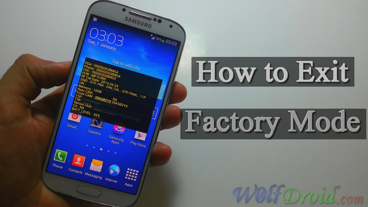 How To Exit Mode Galaxy S3