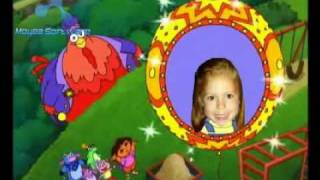 Dora The Explorer Personalised DVD