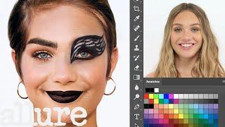 Maddie Ziegler Photoshops Herself Into 7 Different Looks   Allure