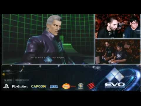 EVO 2012 UMVC3 Top 8 Finals Full