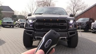 2017 Ford F150 Raptor Start Up In Depth Review Interior Exterior 2018